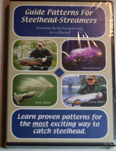 Guide Patterns for Steelhead Streamers DVD