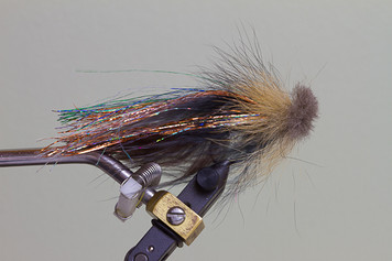 Hand Tied Flies - Sculpin Collection