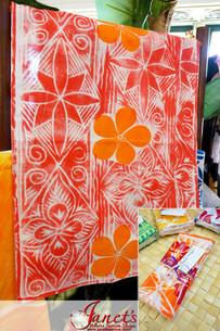2 x Pacific Tea Towels T105