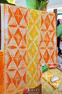 2 x Pacific Tea Towels T106