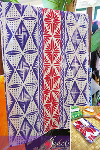 2 x Pacific Tea Towels T107