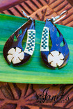 Janet's Samoa Original Coconut Earrings