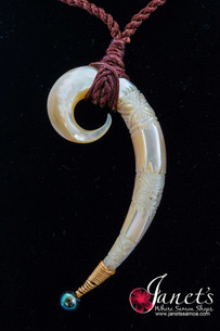 Lapita Inverted Hook  BRPS149