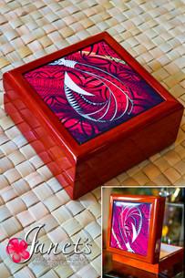 Samoan Tile Box CC30-Pacific Hook