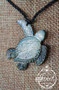 Turtle Pearl Shell Pendant BRPS202