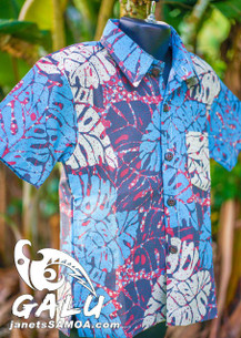 Galu Kids - Talofa Shirts Lau Ulu