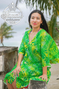 Samoan Beach Poncho TP02