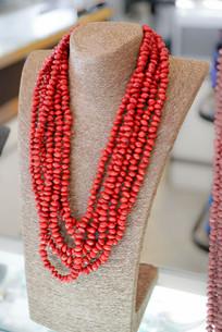 Lopa Seed Nacklace - Ula Lopa Grouped