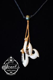 Triple Hooks Pendant BRPC64