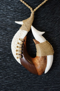 Pacific Wood Pendant BRPWD2019A