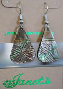 Pearl Shell Samoan Earring JIESA
