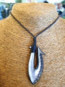 Black Lip Pearl Shell Pendant BRPS389