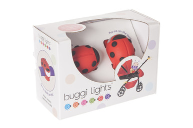 Buggi Lights Red