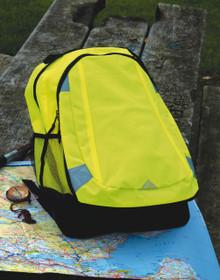 Hi Visibility Reflective Backpack