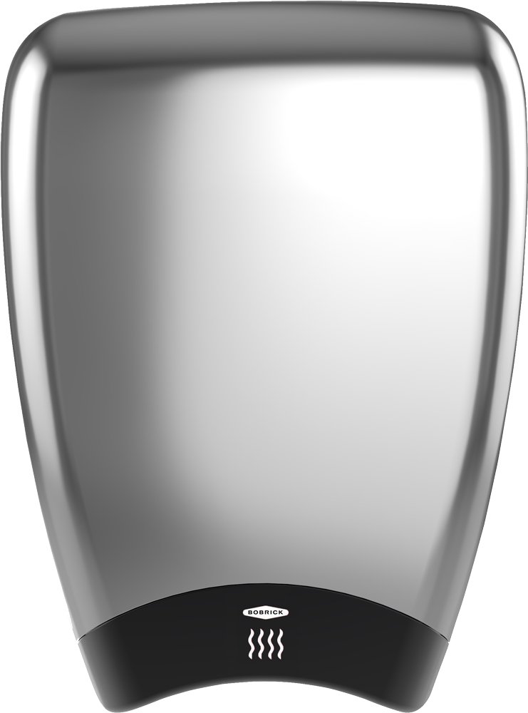 New Quazar B-7188 Hand Dryer from Bobrick