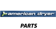 American Dryer - Cover - GX-GXT-EXT Series White ABS
