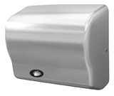American Dryer - Cover - Global GX-C Series Steel Chrome Finish