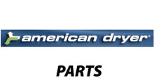 American Dryer - Parts - Motor - SP216C - 115V, 60Hz