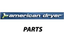 American Dryer - Parts - Motor - SP217C - 230V, 50/60Hz