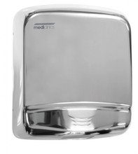 OPTIMA Series M99AC Automatic Stainless Steel Bright Hand Dryer from Saniflow - Surface Mounted Design
