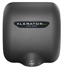 XLERATOReco XL-GR-ECO Graphite Cool Air Hand Dryer from Excel