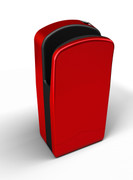 Veltia Hand Dryer Red F1