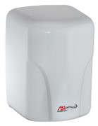 Turbo-Dri 0197 hand dryer in white by ASI