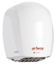 Airforce J-975 Steel White Automatic Hand Dryer from World Dryer
