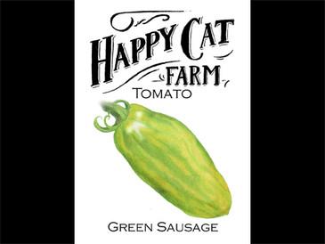 Green Sausage