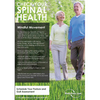 Spinal Health display