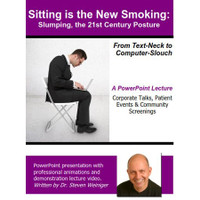 Sitting is the New Smoking Powerpoint Lecture