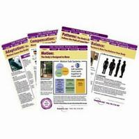 Posture Principles Handouts