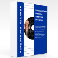 PostureZone Posture Analysis Software (in box with disc)