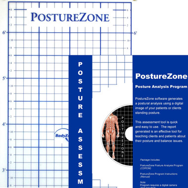 PostureZone Software and Wall Grid