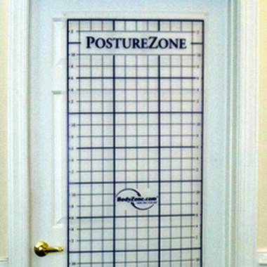 Door Mount Posture Chart
