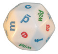 Alphabet Dice - Lower Case