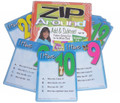 Zip Around Add and Subtract: Set B