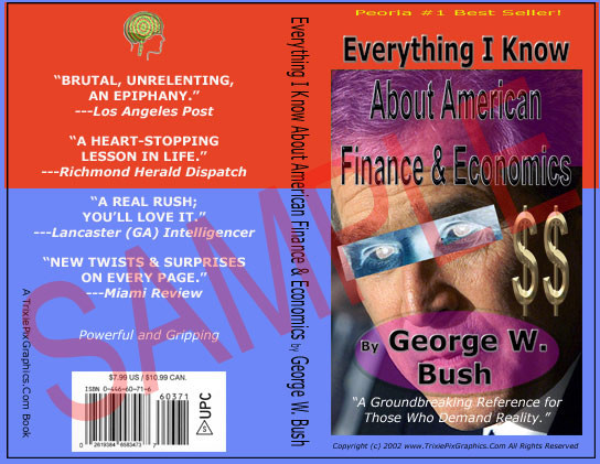 FB-08 Bush: Everything I Know About Failure