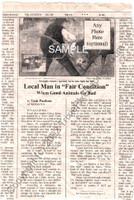 Fake/Joke Newspaper Article WHEN GOOD ANIMALS GO BAD