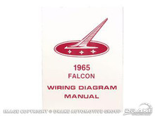65 falcon wiring diagram rh mustangsetc com 1966 Ford Pick Up Wire Diagrams 1961 Ford Falcon Wiring-Diagram