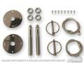 65-66 Hood Pin Kit