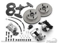 64-66 Disc Brake Conversion Kit with Master Cylinder, 6 Cylinder