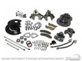 68-69 Disc Brake Conversion Kit with Master Cylinder, V8