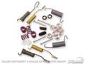 "64-71 Brake Spring Hold Down Kit, 10"" x 2"""