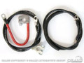 72-73 Heavy Duty Battery Cable Set