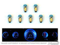 65-66 Instrument Panel Led Light Bulb Set (5-gauge Cluster)
