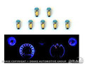 67-68 Instrument Panel Led Light Bulb Set