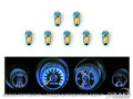 69-70 Instrument Panel Led Light Bulb Set
