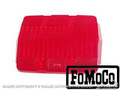 64-66 Tail Light Lens with FoMoCo Logo