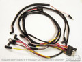 66 Engine Gauge Feed Harness, V8